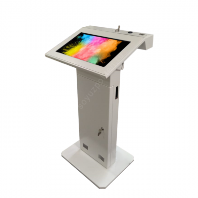 Сенсорная трибуна СПТ-Desk  -  мультимедийный комплекс для  любой аудитории.