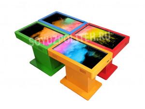 Детский интерактивный стол СПТ- Зума (Zuma)