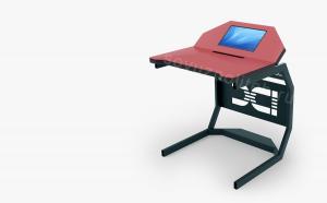 Сенсорный стол учащегося Спт - School 3 предназначен для  классов с большим количеством учеников.