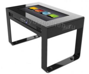 Цифровой мультимедийный стол Спт - Frame это интерактивное устройство для  работы с мультимедийным контентом
