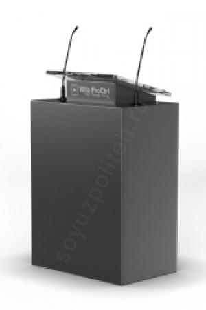 Спт-Октава мультимедийная трибуна с подключением к  к проектору, мультимедийной доске, другим устройствам