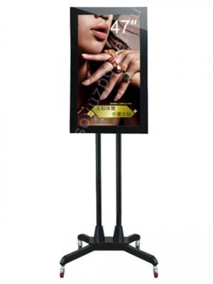 СПТ-Histand  мобильная интерактивная стойка для торговых залах, бизнес-центрах, культурных и других учреждениях.