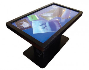 Сенсорный стол  Спт - Hold это интерактивный стол с регулировкой наклона столешницы