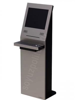 Защищенный интерактивный киоск Спт - Set для госучреждений