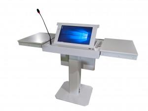 Спт -Симпо это  вандалозащищенная интерактивная трибуна — трансформер.